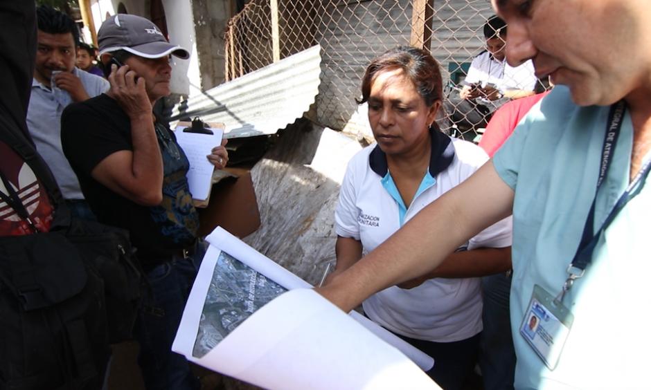 La Municipalidad de Villa Nueva declaró alerta roja en el área. (Foto: Alejandro Balán/Soy502)