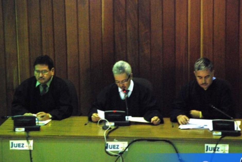 Los acusados fueron absueltos en 2015 por el Tribunal Segundo de Chiquimula. (Foto: Mi Chiquimula.com)