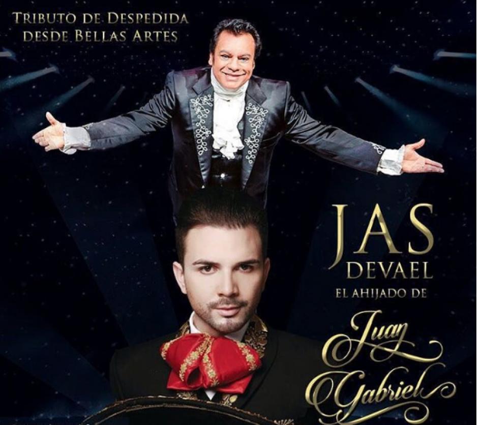"""Juan Gabriel cedió sus canciones al """"Consentido"""" para que hiciera un disco tributo. (Foto: Instagram)"""
