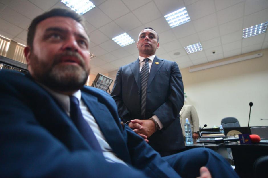 Camargo ya enfrenta un proceso en otro órgano jurisdiccional por corrupción en el Sistema Penitenciario. (Foto: Archivo/Soy502)
