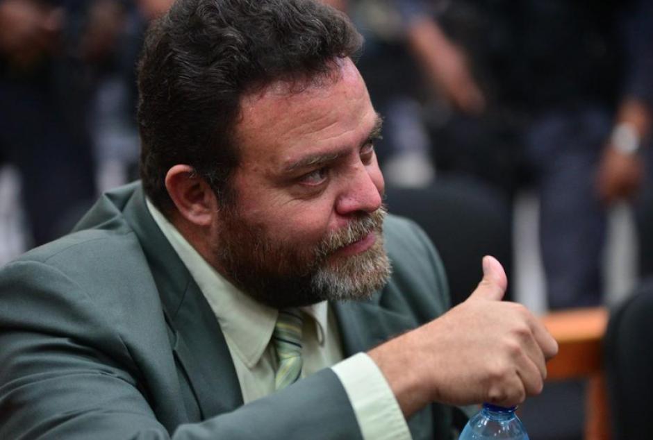 El exdirector del Sistema Penitenciario, Edgar Camargo, fue ligado a proceso por falsedad ideológica. (Foto: Archivo/Soy502)