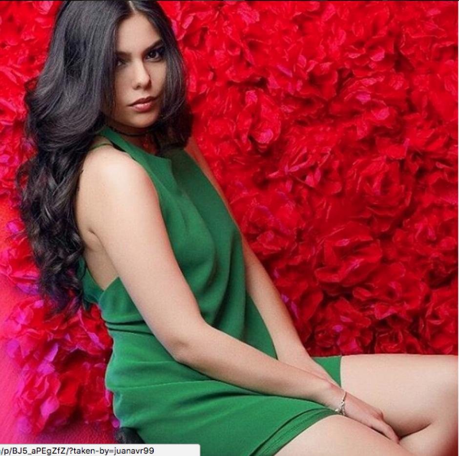 La hermanita de James Rodríguez, triunfa en las redes sociales. (Foto: Instagram)
