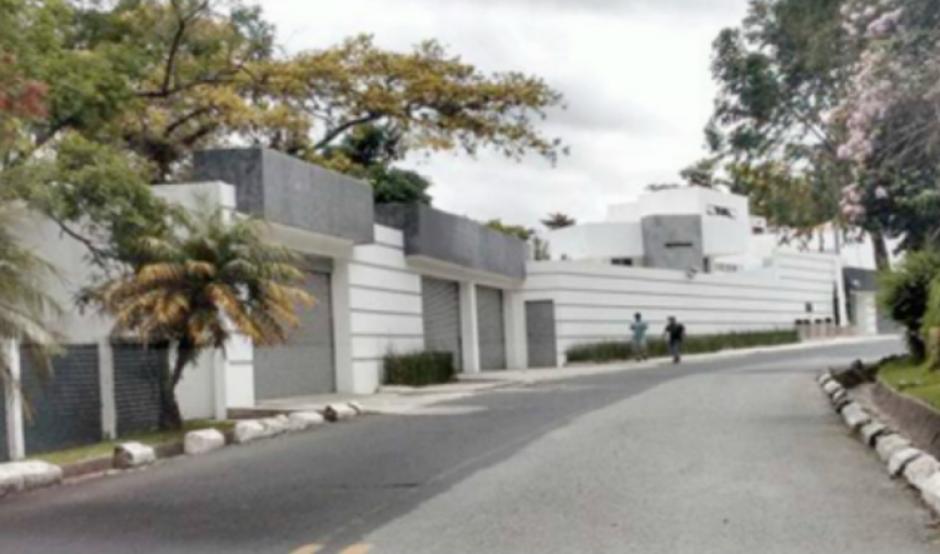El valor de la propiedad se estima en más de 19 millones de quetzales. (Foto: CICIG)