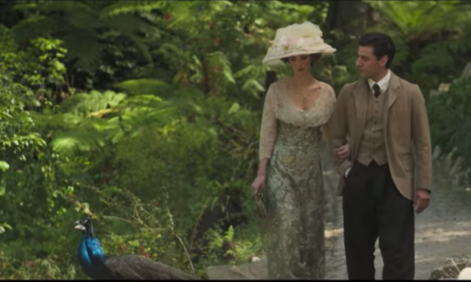Oscar Isaac y Charlotte le Bon estelarizan The Promise. (Foto: Captura de video)