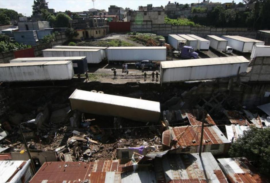 El deslizamiento en Santa Isabel II dejó un total de 10 fallecidos. (Foto: Archivo/Soy502)
