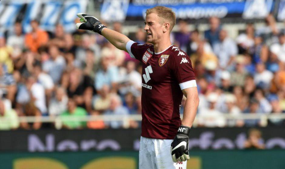 Hart cometió un grave error que le costaría la derrota al Torino. (Foto: Twitter)