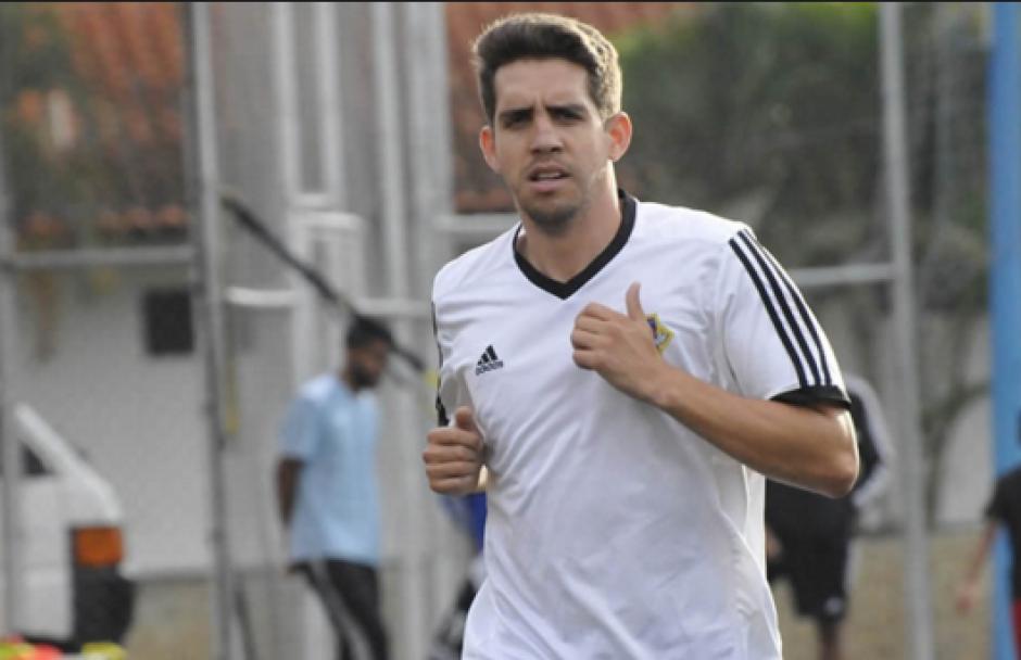 El club de Minor López, el Atlético Venezuela, ocupa el tercer puesto en la tabla general del torneo de fútbol del país sudamericano