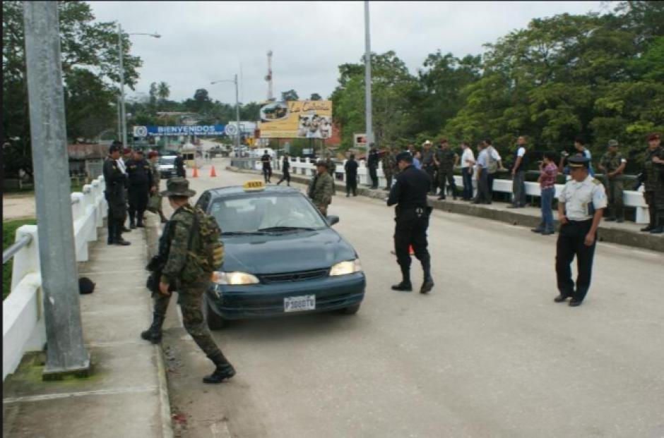 Los operativos contra el contrabando se fortalecieron en San Marcos. (Foto: Archivo/Soy502)