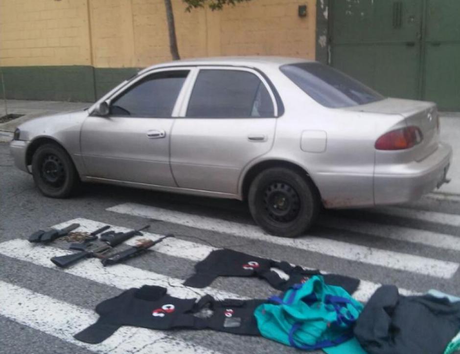 El ataque armado dejó un muerto y cinco heridos. (Foto: PNC)