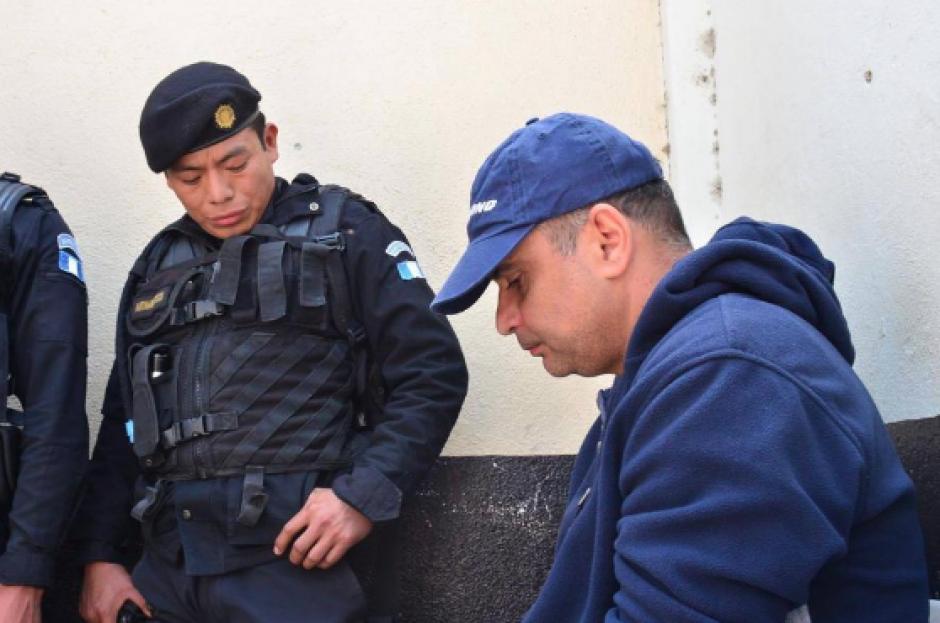 Desde su captura, el hermano de la exvicemandataria se ha negado a pronunciarse sobre el caso. (Foto: Archivo/Soy502)