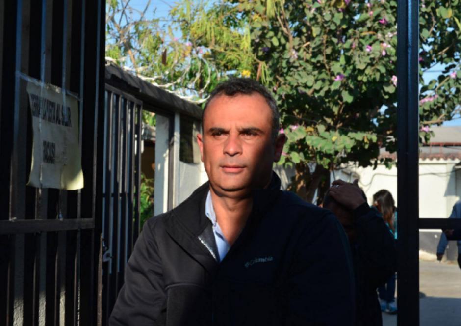 Mario Alejandro es señalado por los delitos de asociación ilícita, fraude y tráfico de influencias. (Foto: Archivo/Soy502)