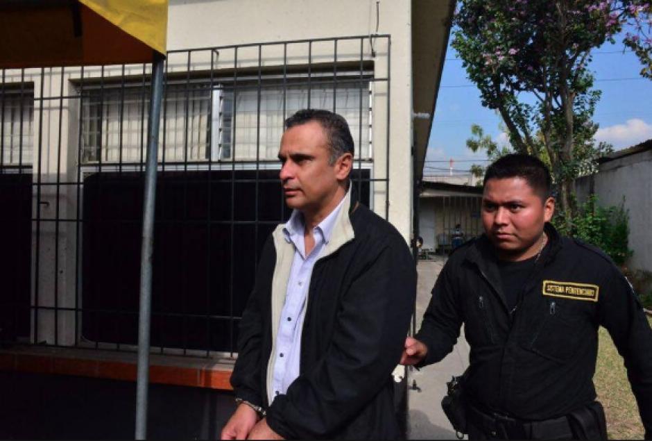 Según la Fiscalía, Mario Alejandro era el designado por su hermana para la toma de decisiones en Amsa. (Foto: Archivo/Soy502)