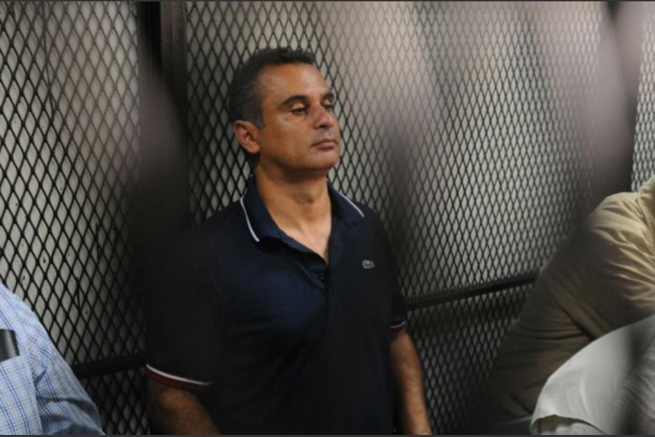 El hermano de la exvicepresidenta Roxana Baldetti, Mario Alejandro Baldetti, es uno de los implicados en el caso Lago de Amatitlán. (Foto: Archivo/Soy502)