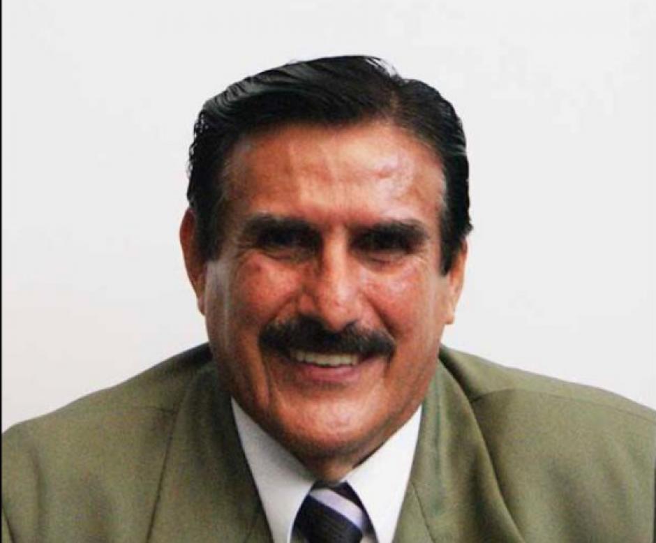 El legislador pertenece al bloque Todos y representa al departamento de Chimaltenango. (Foto: Archivo/Soy502)