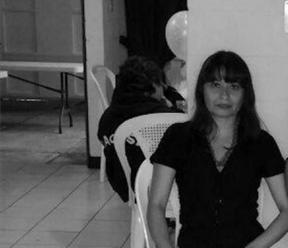 La comunicadora Ana Guerra Olmedo fue abatida a tiros a una cuadra del hospital San Juan de Dios. (Foto: Facebook)