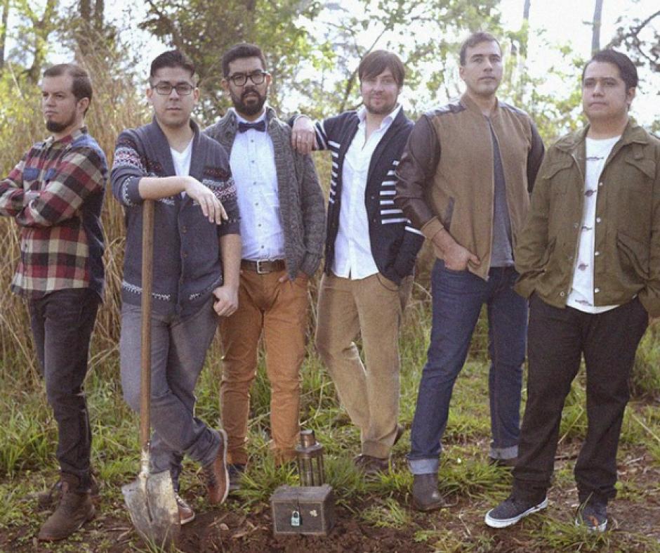 La agrupación se prepara para los conciertos de independencia de esta semana. (Foto: Instagram Francisco Páez)