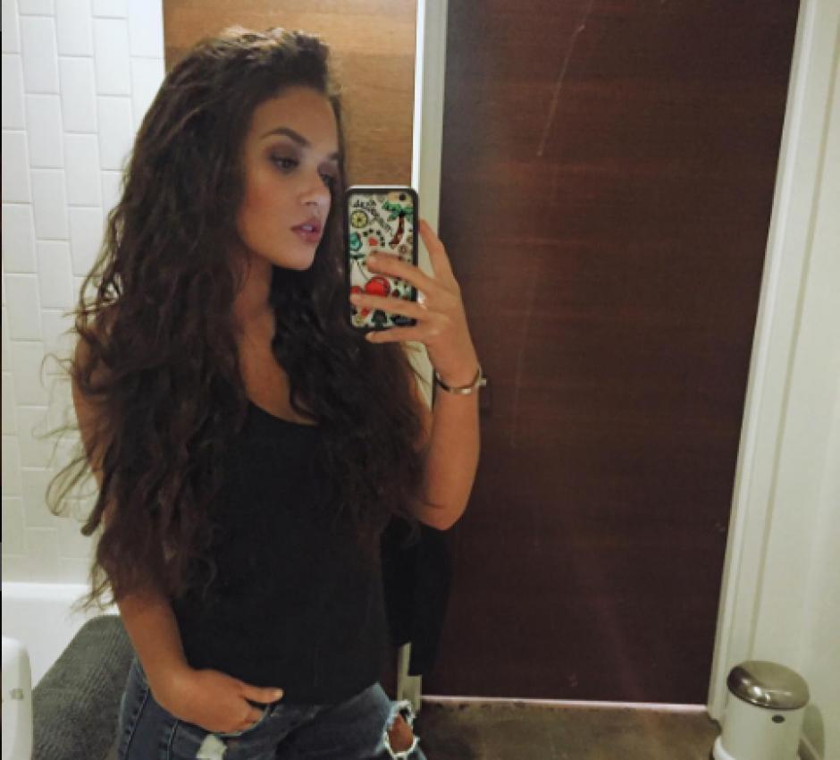 Así luce la actriz de 18 años de edad. (Foto: Instagram/madisonpettis)