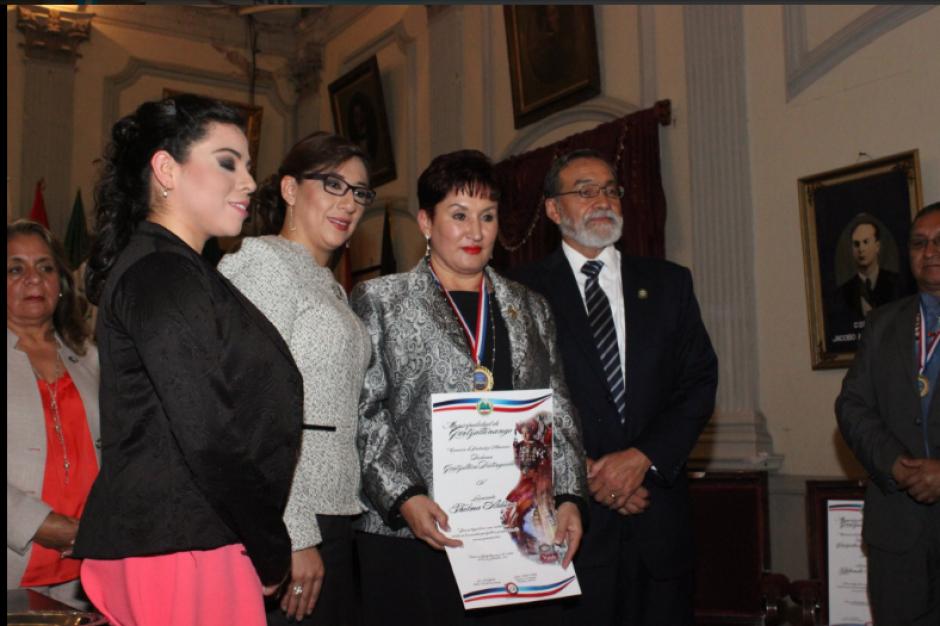 La fiscal general Thelma Aldana, es originaria de Quetzaltenango. (Foto: Twitter MP)