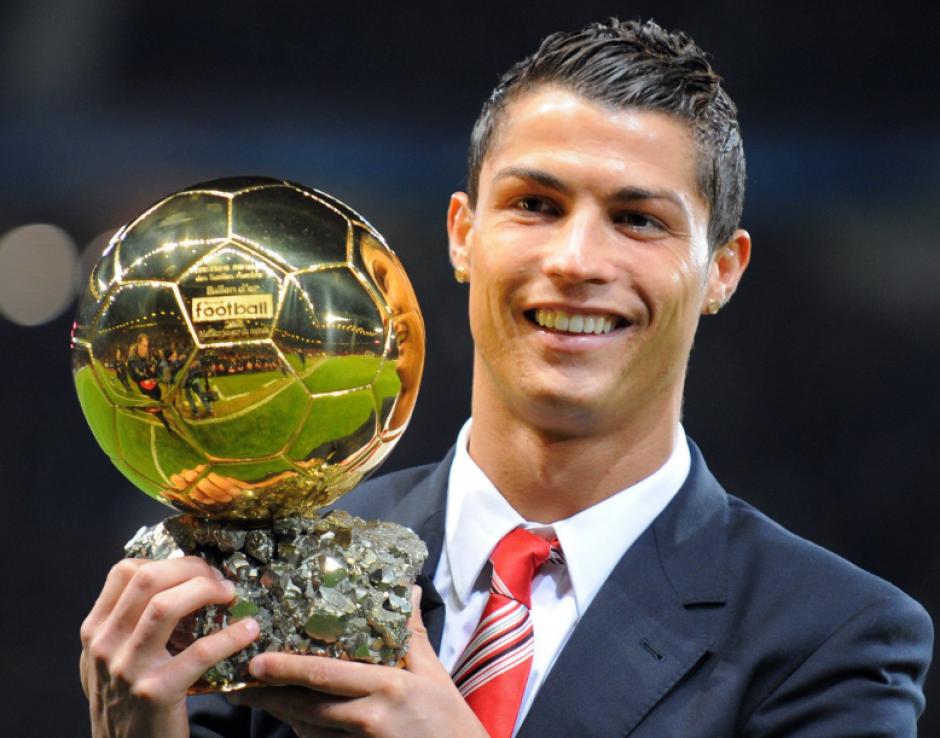 Cristiano Ronaldo tiene tres, y seguramente se llevará el cuarto. (Foto: Goal.com)