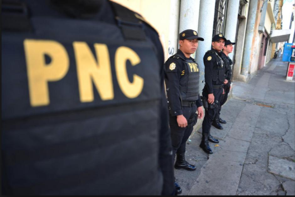 La PNC ha informado sobre sus agentes fallecidos. (Foto: Archivo/Soy502)