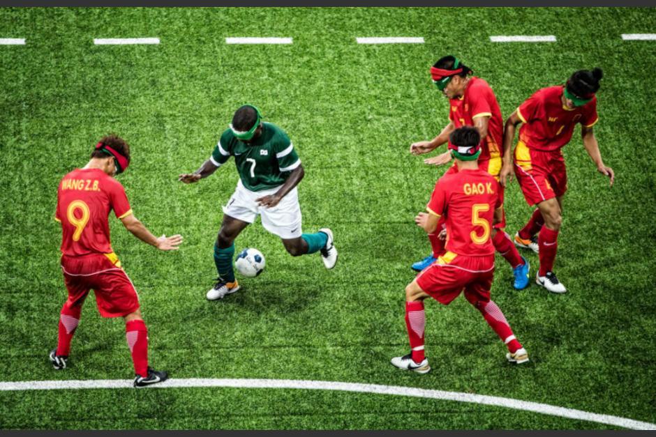 Jefinho se quitó a todos los jugadores de China. (Foto: Rio2016.com)