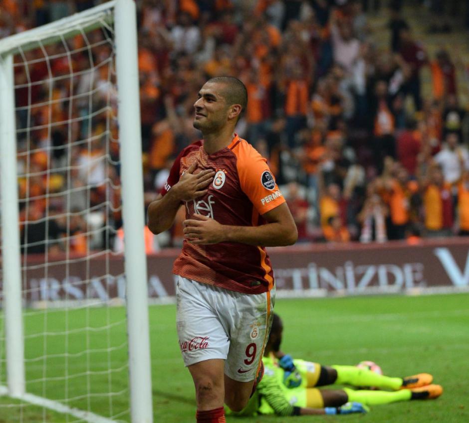 El suizo de origen turco marcó un tremendo golazo. (Foto: Twitter)
