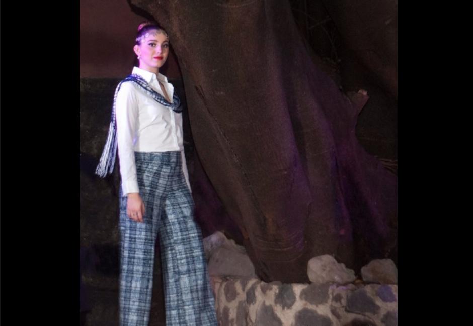 La modista guatemalteca dice amar a su país. (Foto: Unik´)
