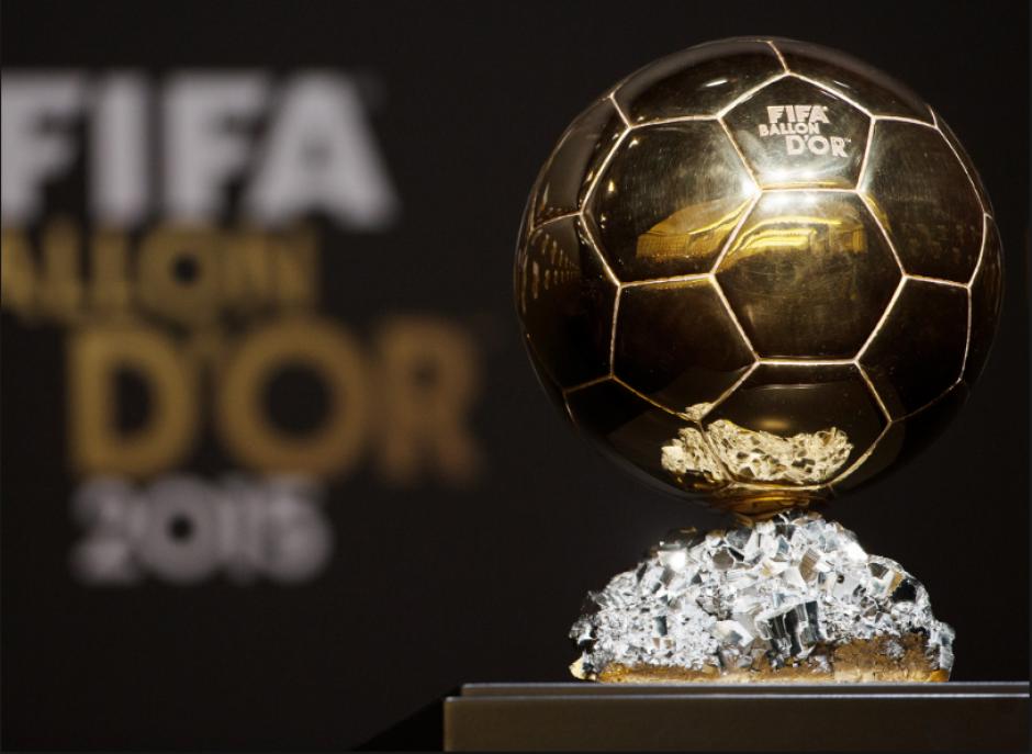 El Balón de Oro ya no es parte de la FIFA. (Foto: Independent.uk)