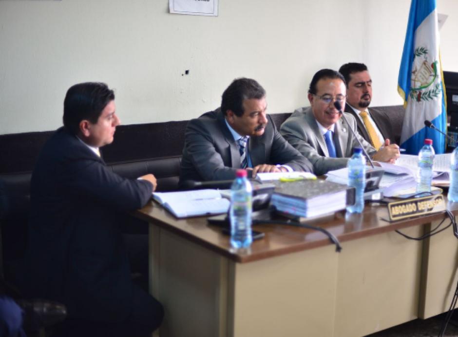 En el proceso también está involucrado el abogado Vernon González. (Foto: Jesús Alfonso/Soy502)