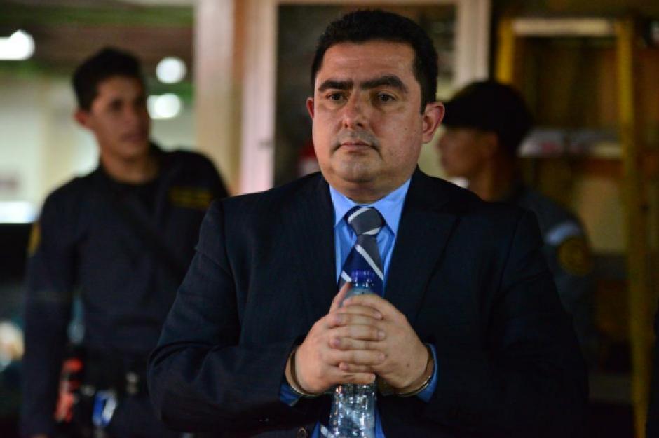 La revelación de Rivera fue hecha durante una reunión que el abogado Vernon González gestionó con la magistrada Claudia Escobar. (Foto: Archivo/Soy502)