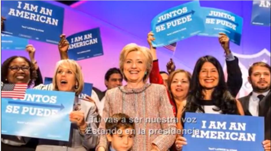 Hillary Clinton ha tenido varios acercamientos con la comunidad latina en Estados Unidos. (Foto: Archivo)