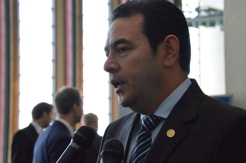 En Guatemala mientras tanto se vive una crisis política que el gobierno ha negado. (Foto: AGN)