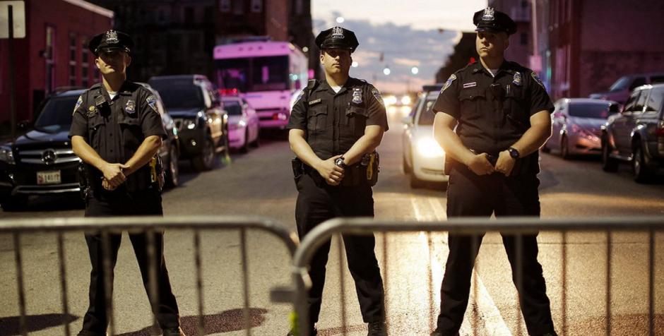 Momentos de tensión se viven en Charlotte por las protestas. (Foto: ABC)