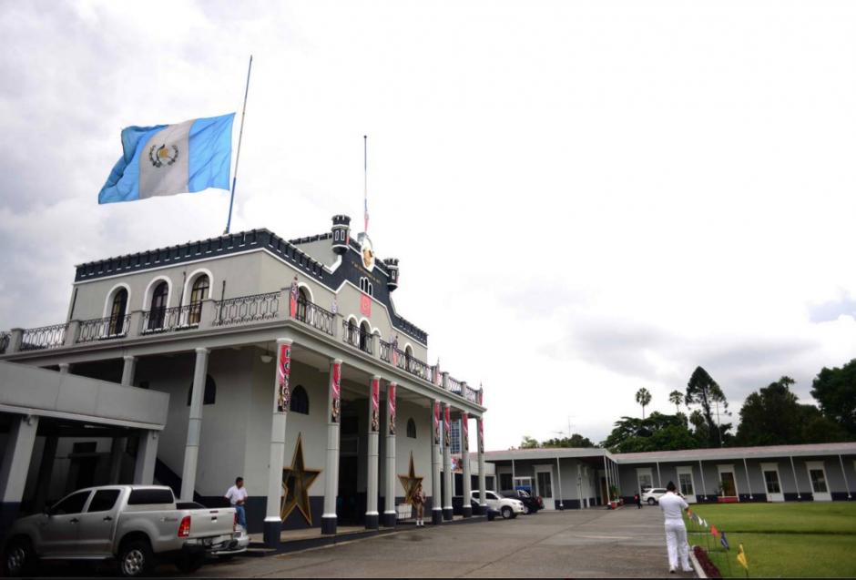 El Ministerio de la Defensa gastó 88 mil quetzales para reparar un vehículo antidisturbios. (Foto: Archivo/Soy502)