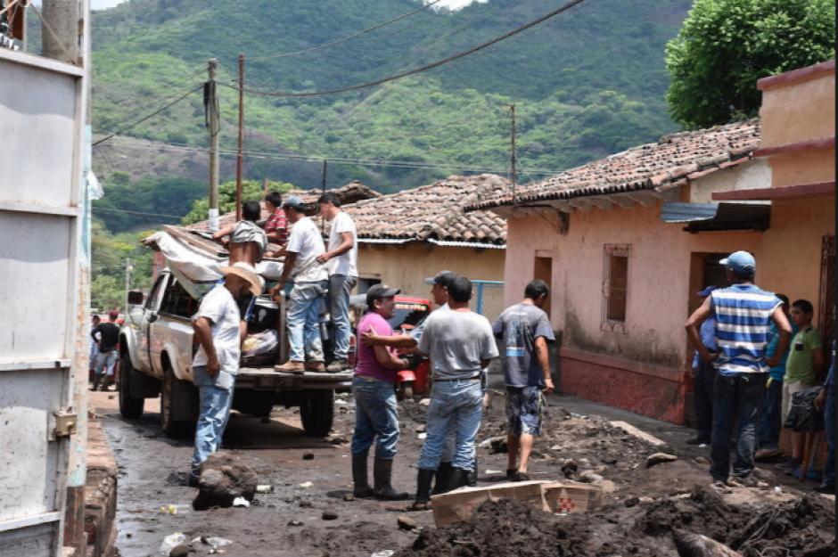 Las lluvias provocaron la publicación de este estado de excepción. (Foto: Archivo/Soy502)