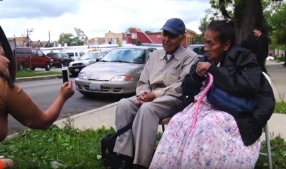 Fidencio Sánchez y su esposa esperan vivir una vida más tranquila a partir de ahora. (Foto: Captura de video)
