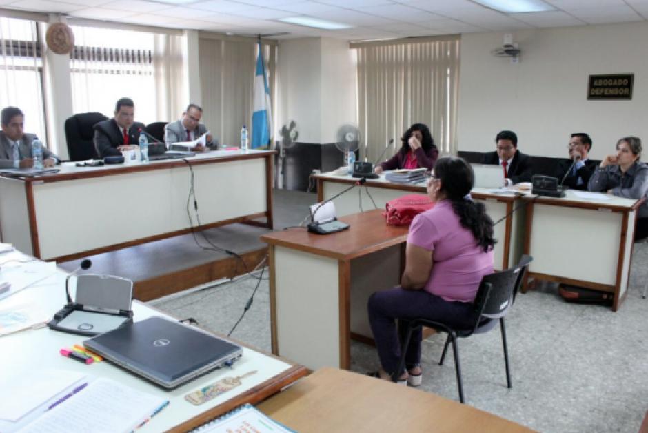 Felicita Romero, amiga de Reinoso, desmintió que le haya prestado una elevada cantidad de dinero. (Foto: MP)