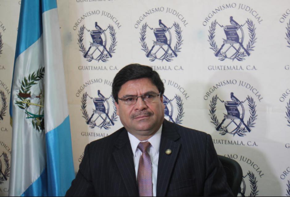 El pleno de magistrados deberá elegir al sucesor de Ranulfo Rafael Rojas en la Presidencia del OJ. (Foto: Archivo/Soy502)