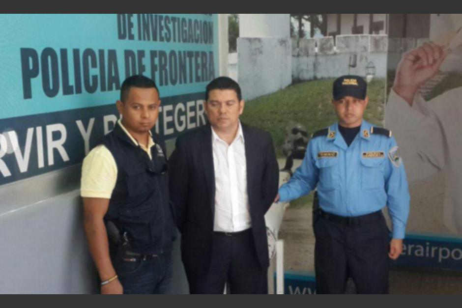 Juan Carlos Ramírez, quien fue capturado en Honduras, deberá enfrentar juicio por asesinato. (Foto: MP)