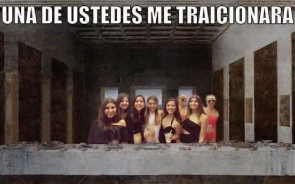 """Los """"memes"""" y comentarios sobre Emma Paz Ayala, conocida en las redes sociales como #LadyCoralina. (Foto: Twitter)"""
