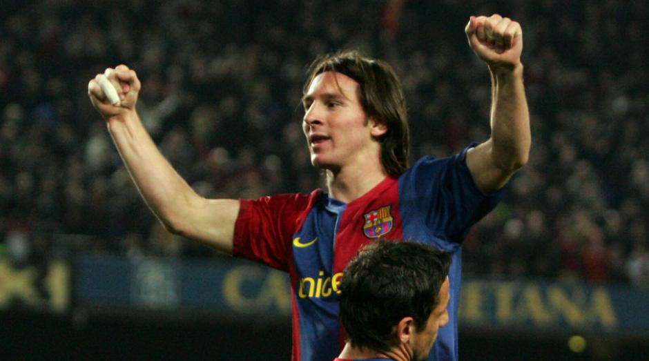 Leo Messi nación en 1987, varios siglos después de la pintura. (Foto: MD.com)