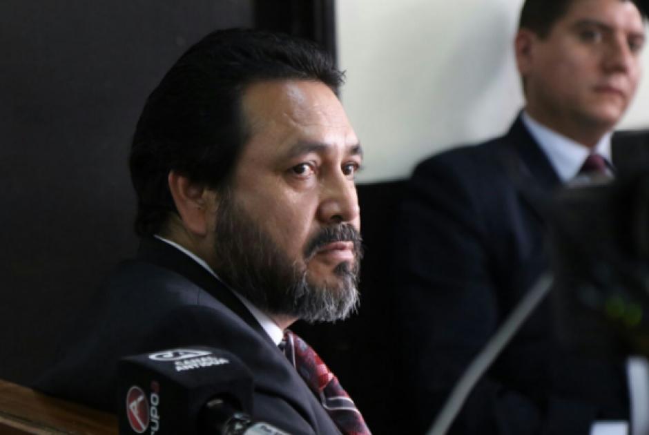 Rivera es señalado junto a Vernon González de tráfico de influencias y cohecho activo. (Foto: Alejandro Balán/Soy502)