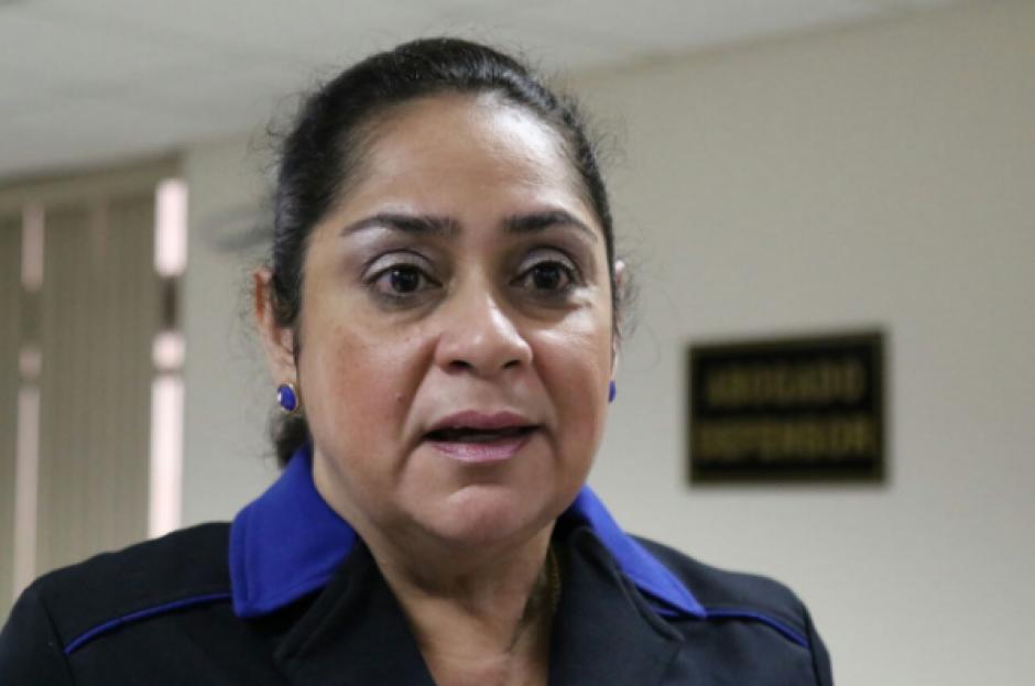 Una condena de 36 años y 8 meses es lo que solicitó la Fiscalía contra la jueza Jisela Reinoso. (Foto: Alejandro Balán/Soy502)