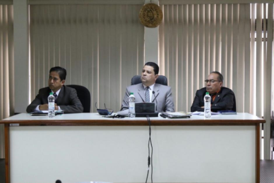 La condena fue solicitada al Tribunal Tercero de Sentencia en el que se desarrolla el debate oral. (Foto: Alejandro Balán/Soy502)