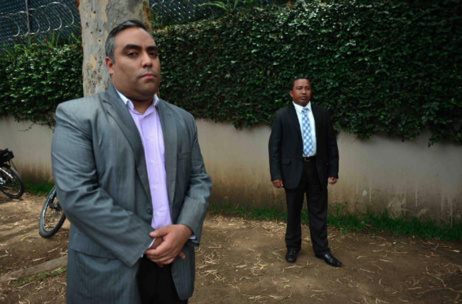 Luis Lima fue nombrado como representante de los bienes de su hermano. (Foto: Archivo/Soy502)