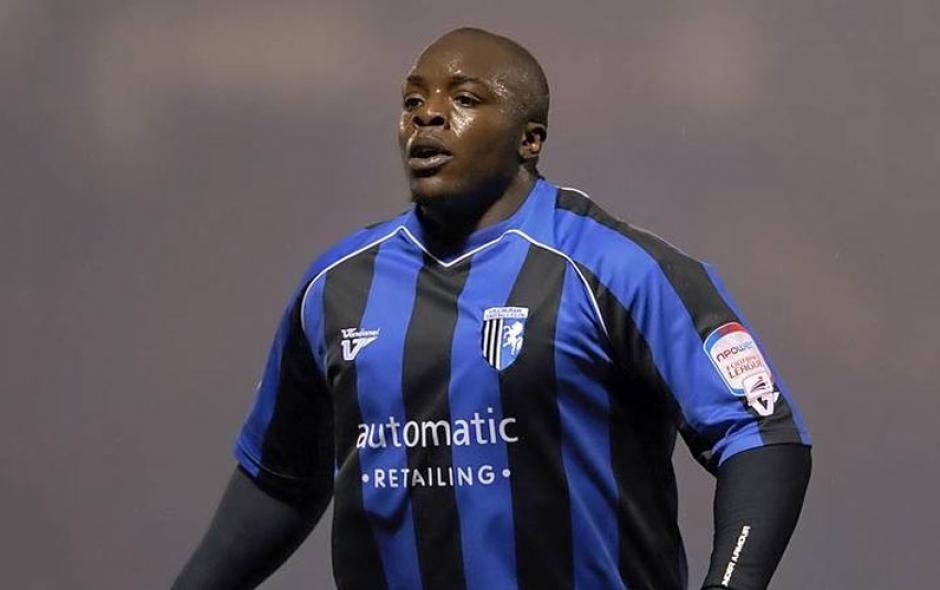 Adebayo Akinfewa, el jugador profesional que casi ficha por el Hashtag United. (Foto: The Independent)