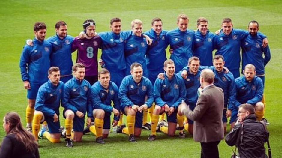 El Hashtag United es una sensación. (Foto: Instagram)