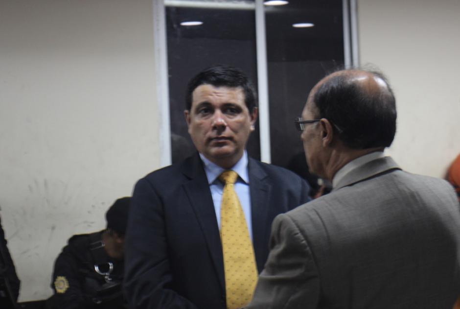 Por tráfico de influencias y cohecho pasivo también enfrenta proceso el expresidente de la Sala de Apelaciones de Quiché, Erick Santiago de León. (Foto: Archivo/Soy502)