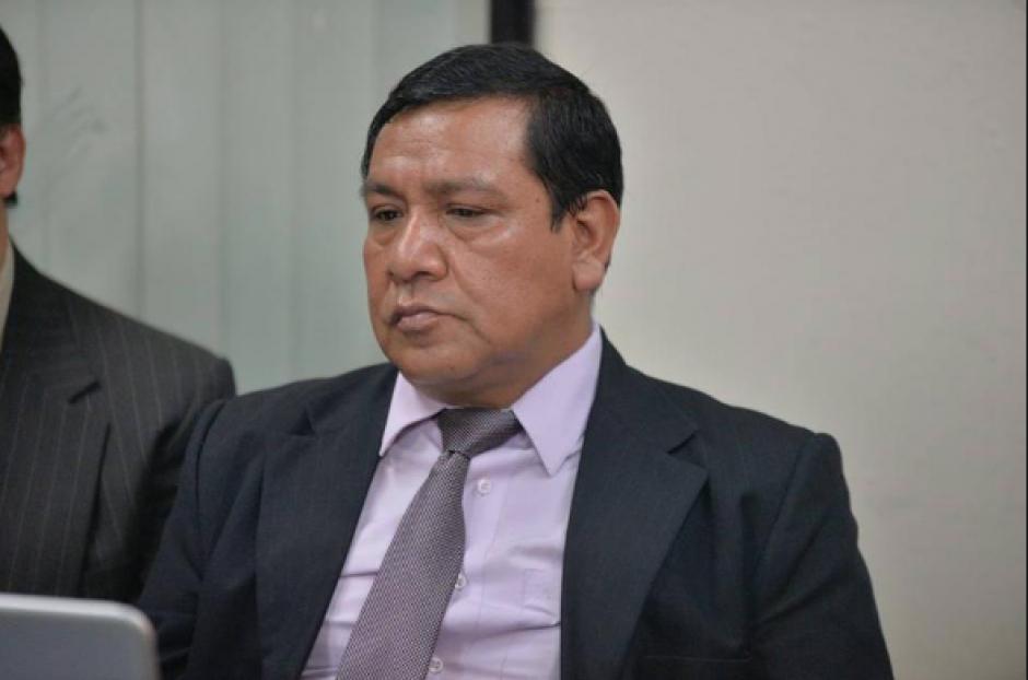 El juez suplente José Luis Patán es vinculado al caso Redes por el delito de cohecho pasivo. (Foto: Archivo/Soy502)