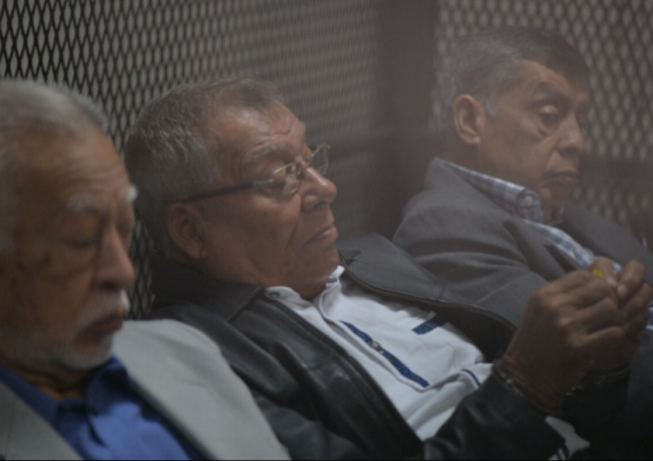 Benedicto Lucas García es acusado de desaparición forzada, violación y delitos contra los deberes de la humanidad. (Foto: Archivo/Soy502)